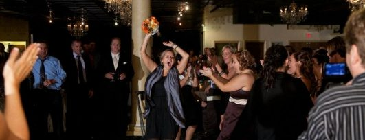All the Single Ladies: Ways to Make the Bouquet Toss Less Awkward