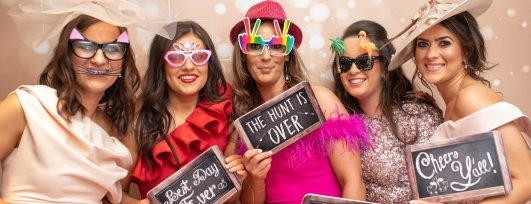 Wedding Planning 101: Find a Photo Booth That Does it All!