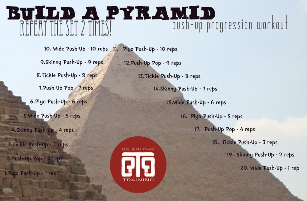 Build A Pyramid Pinterest