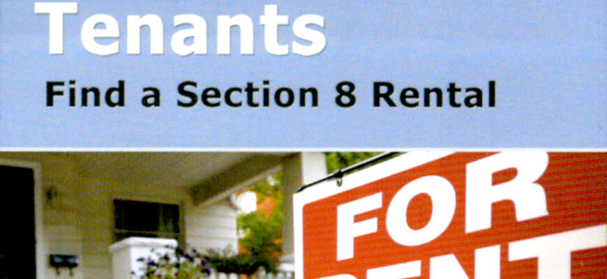 Tenants – Find a Section 8 Rental