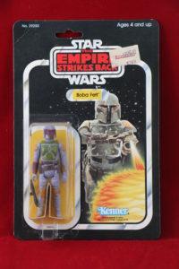 ESB Kenner Star Wars Boba Fett 48 Back A Front