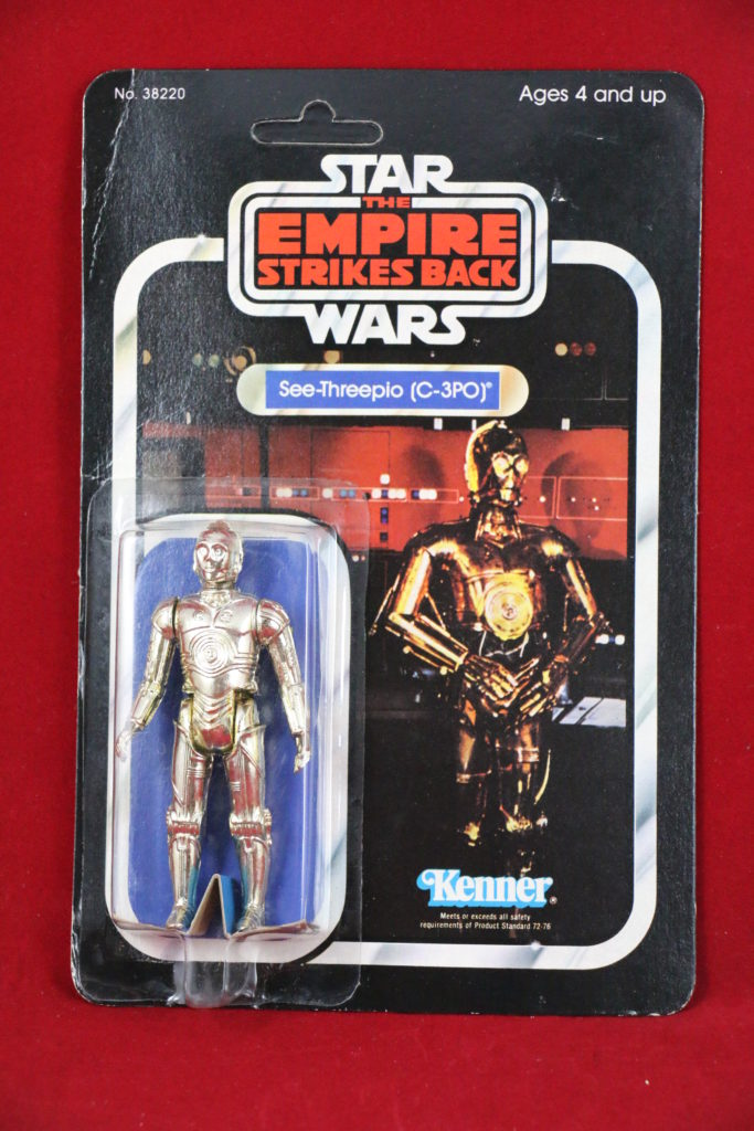 C-3PO 32-Back A Front