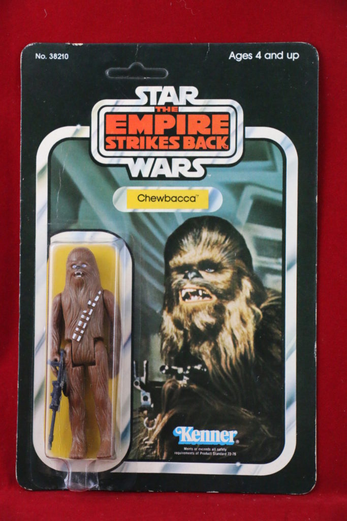 Chewbacca 31-Back A Front