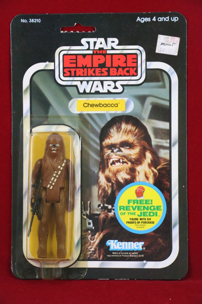Chewbacca 48-Back C Front