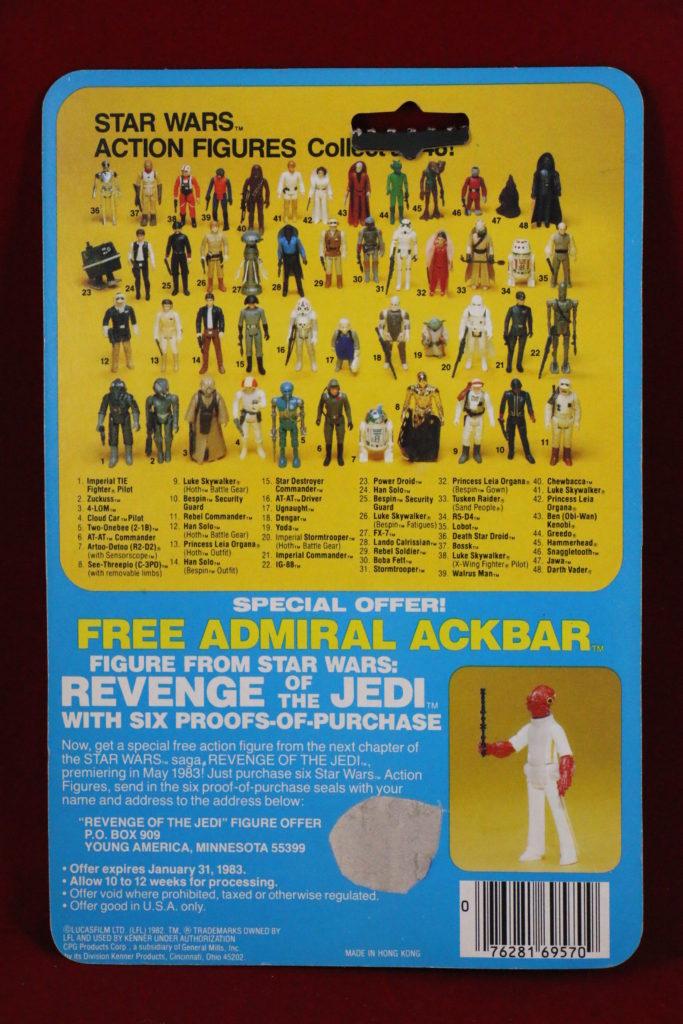Chewbacca 48-Back C Back