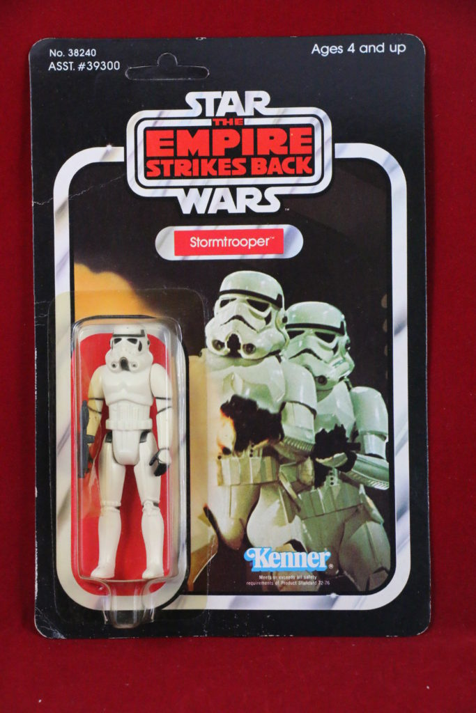 ESB Kenner Star Wars Stormtrooper 41 Back D Front