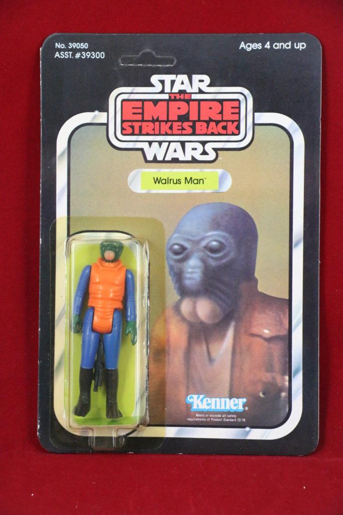 ESB Kenner Star Wars Walrus Man 41 Back E Front