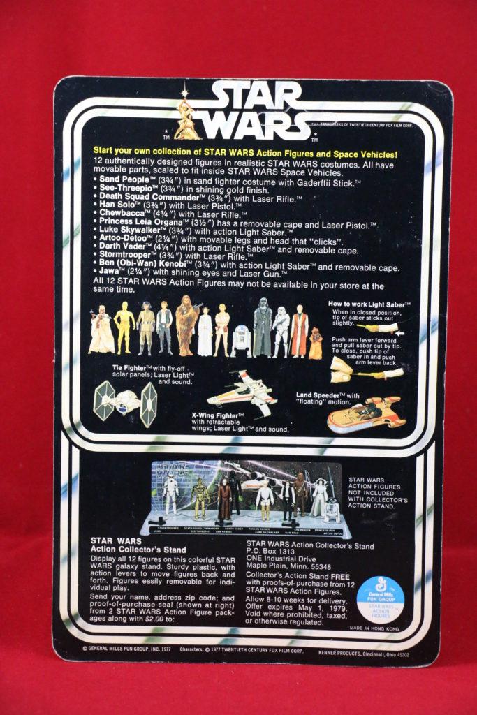 C-3PO 12-Back B Back