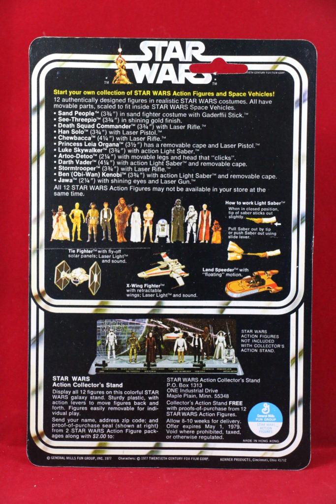 C-3PO 12-Back C Back