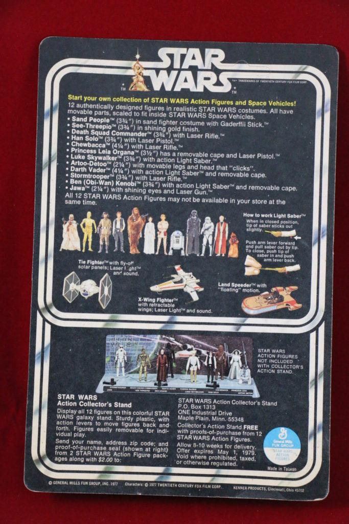 Chewbacca 12-Back C Back