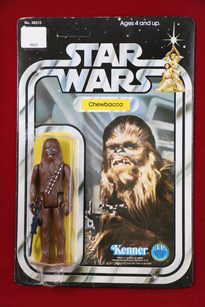 Chewbacca 12-Back C Front