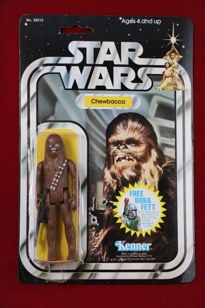 Chewbacca 20-Back F Front