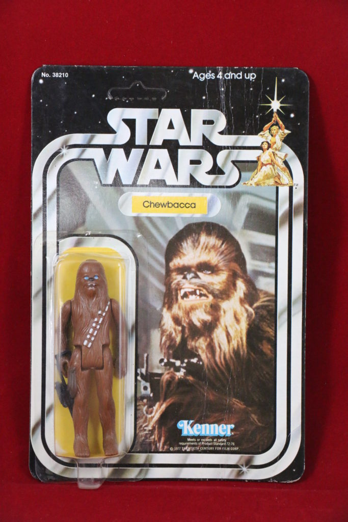 Chewbacca 21-Back B Front