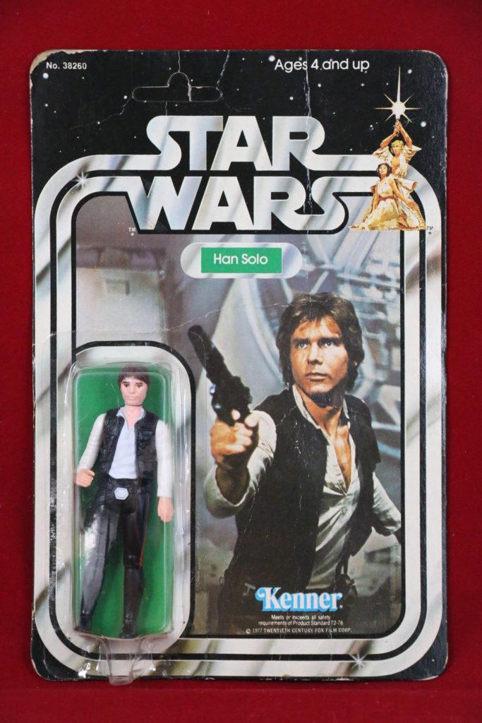 Han Solo Big Head 21 Back B Front
