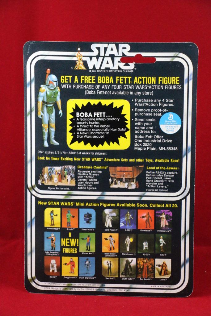 Kenner Star Wars Princess Leia 20 Back G Back