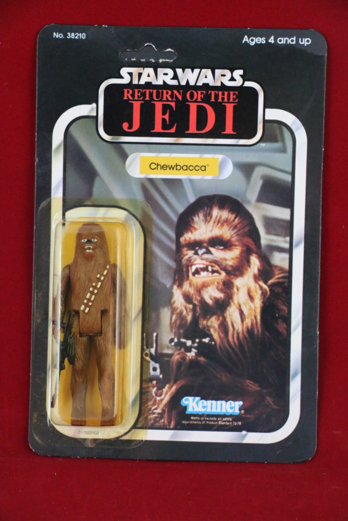 Chewbacca 65-Back B Front