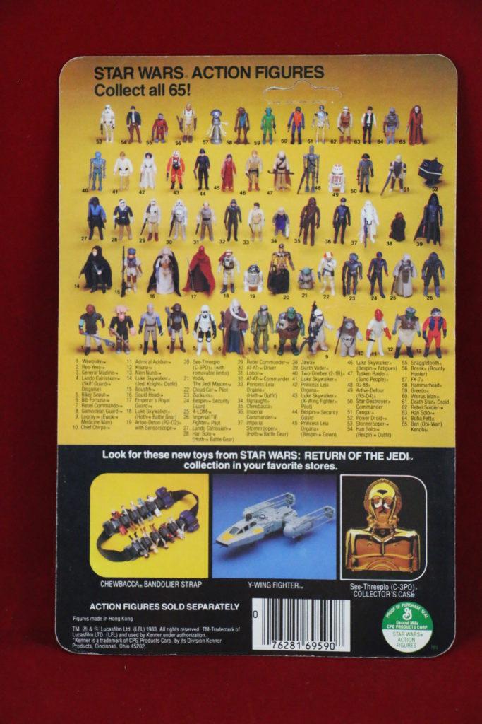 Chewbacca 65-Back B Back