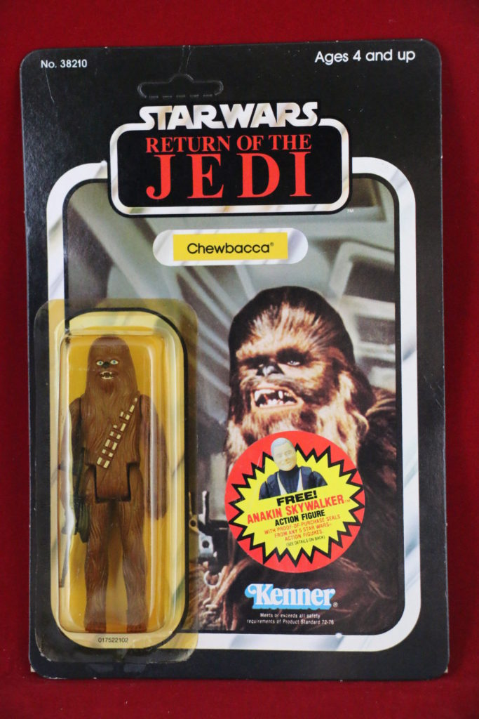 Chewbacca 65-Back D Front