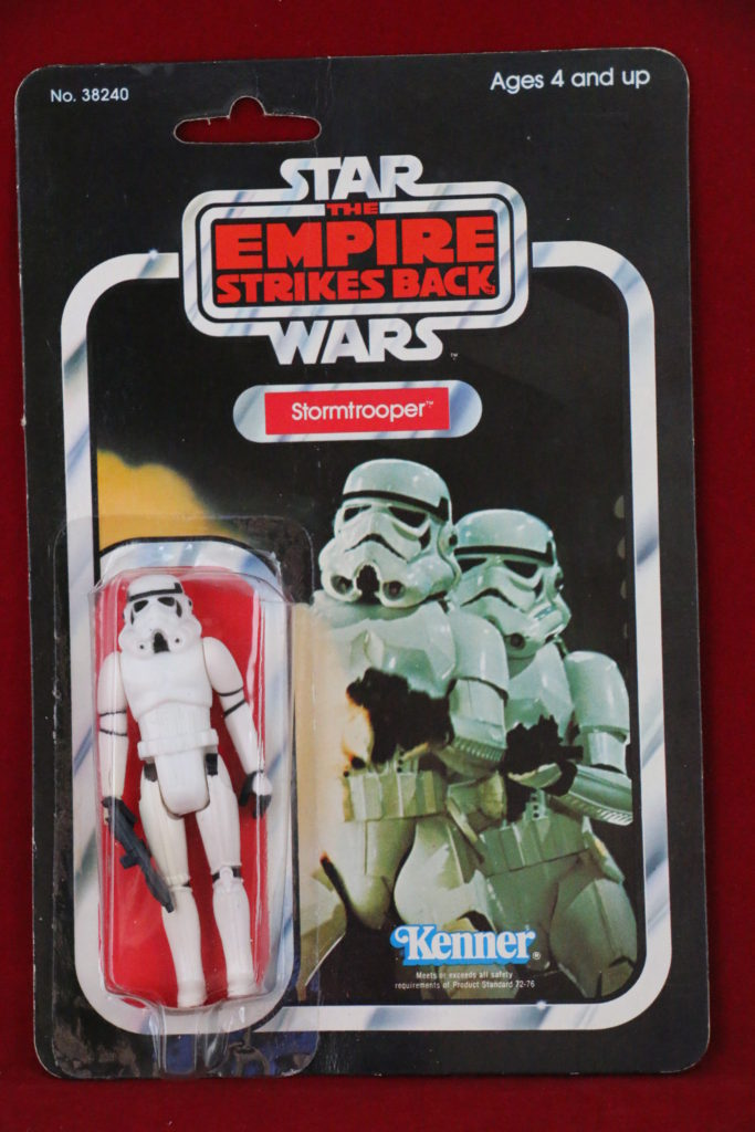 ESB Kenner Star Wars Stormtrooper 31 Back B Front