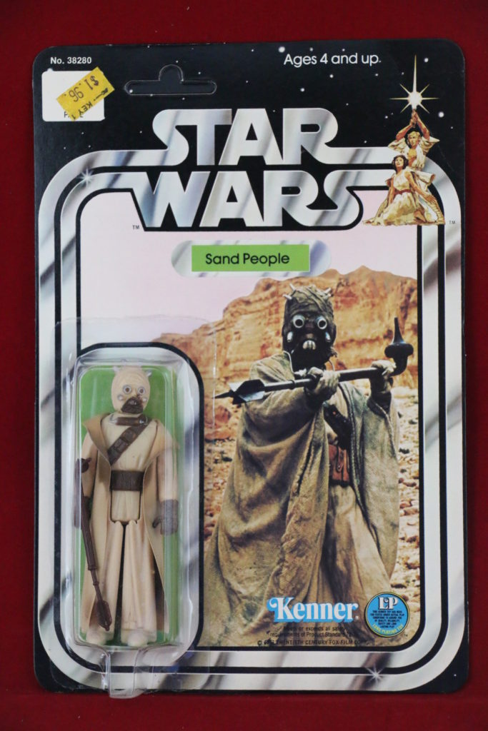 Star Wars Sand People 12 Back B Front