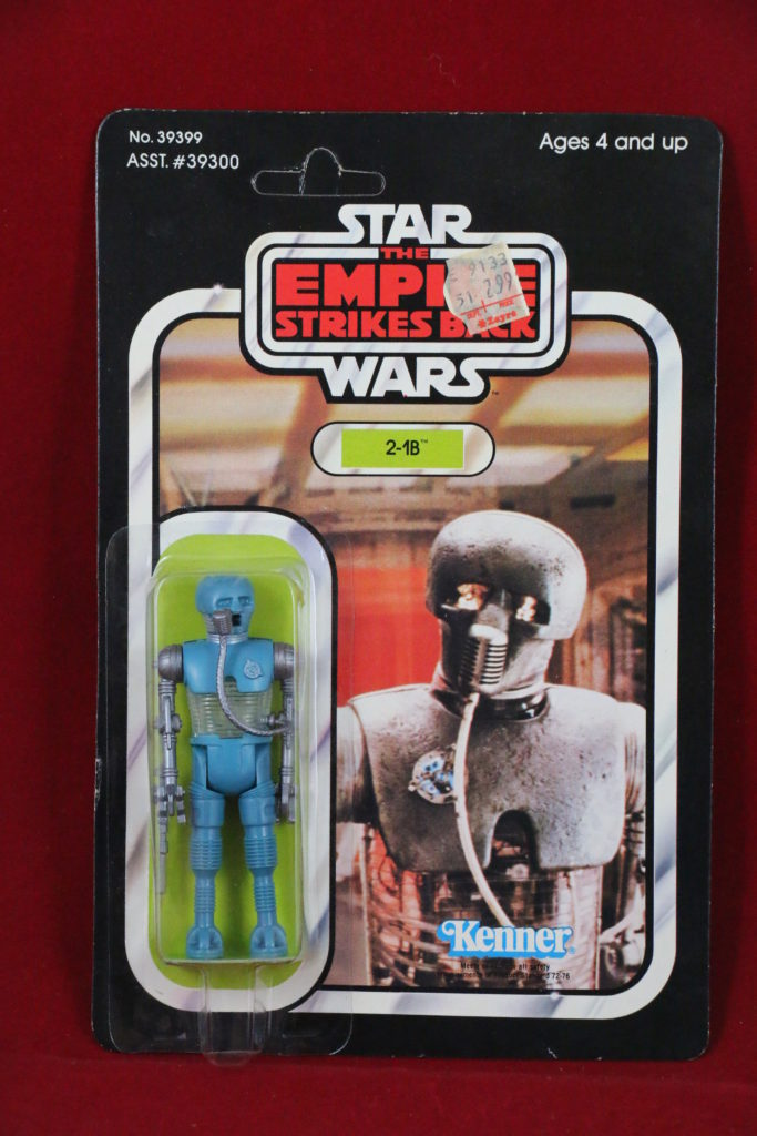 ESB Kenner Star Wars 2-1B 41 Back B