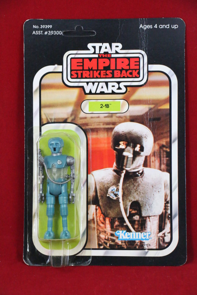 ESB Kenner Star Wars 2-1B 41 Back D