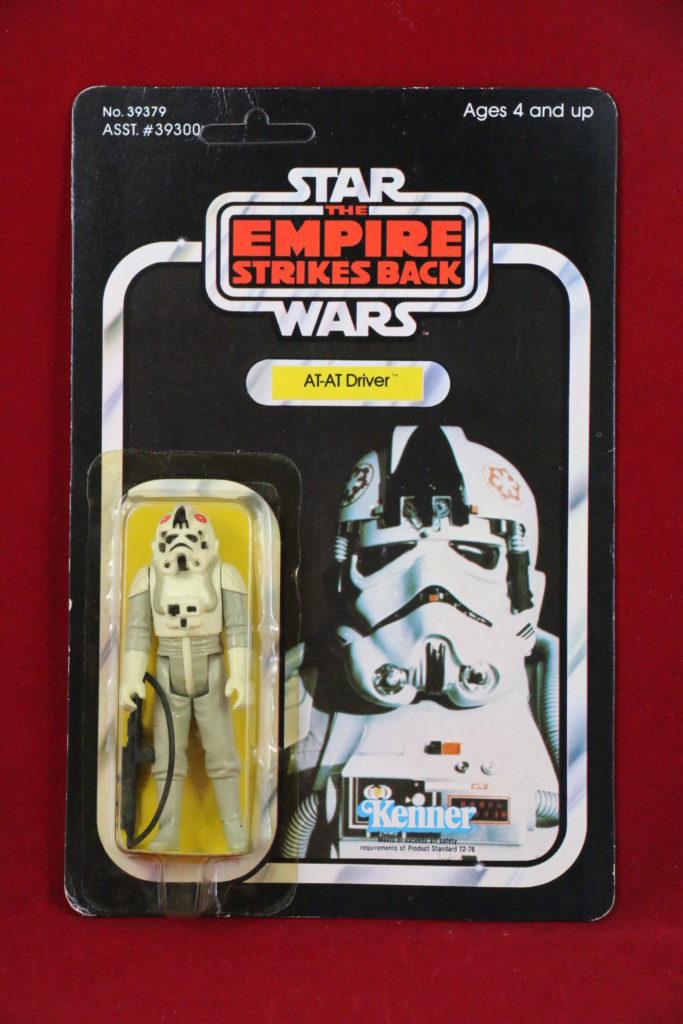 ESB Kenner Star Wars AT-AT Driver 41 Back E