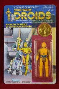 C-3PO Droids Canadian Front