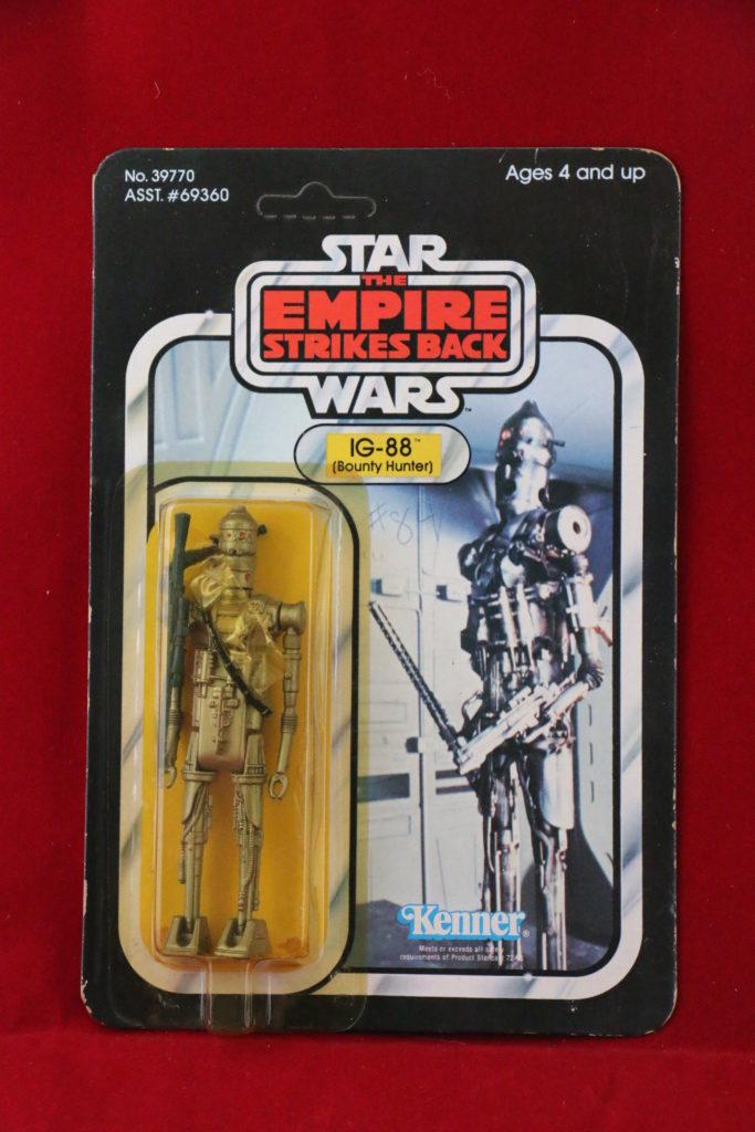 ESB Kenner Star Wars IG-88i 41 Back E Front