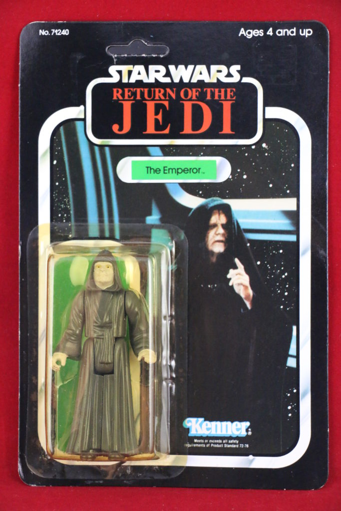 Emperor ROTJ 79 A Front
