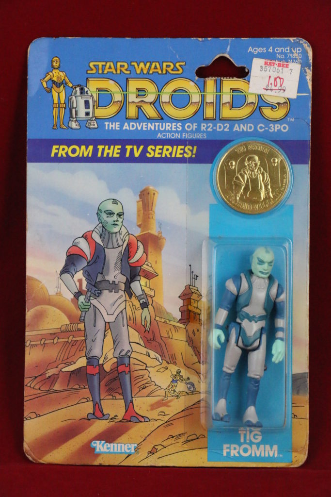 Tig Fromm Droids Front