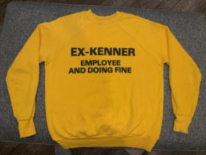 Kenner sweatshirt