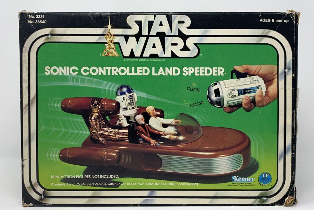 Sonic Control Landspeeder Star Wars