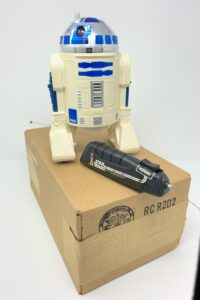 Kenner Remote Control R2-D In Mailer Box