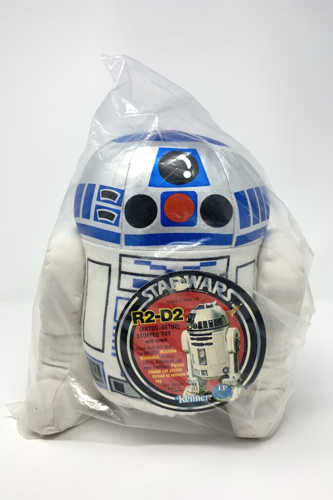 Star Wars Plush R2-D2