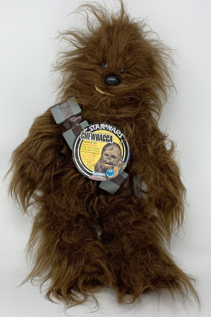 Star Wars Plush Chewbacca