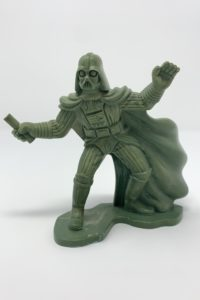 Darth Vader Micro Collection 4 Up Prototype