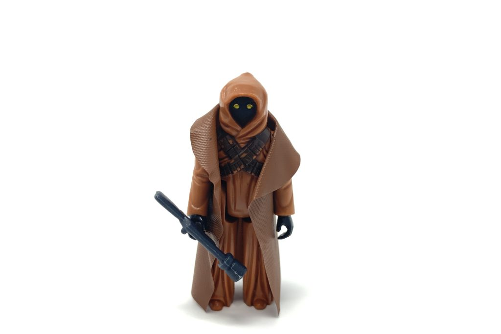 First Shot Jawa Prototype