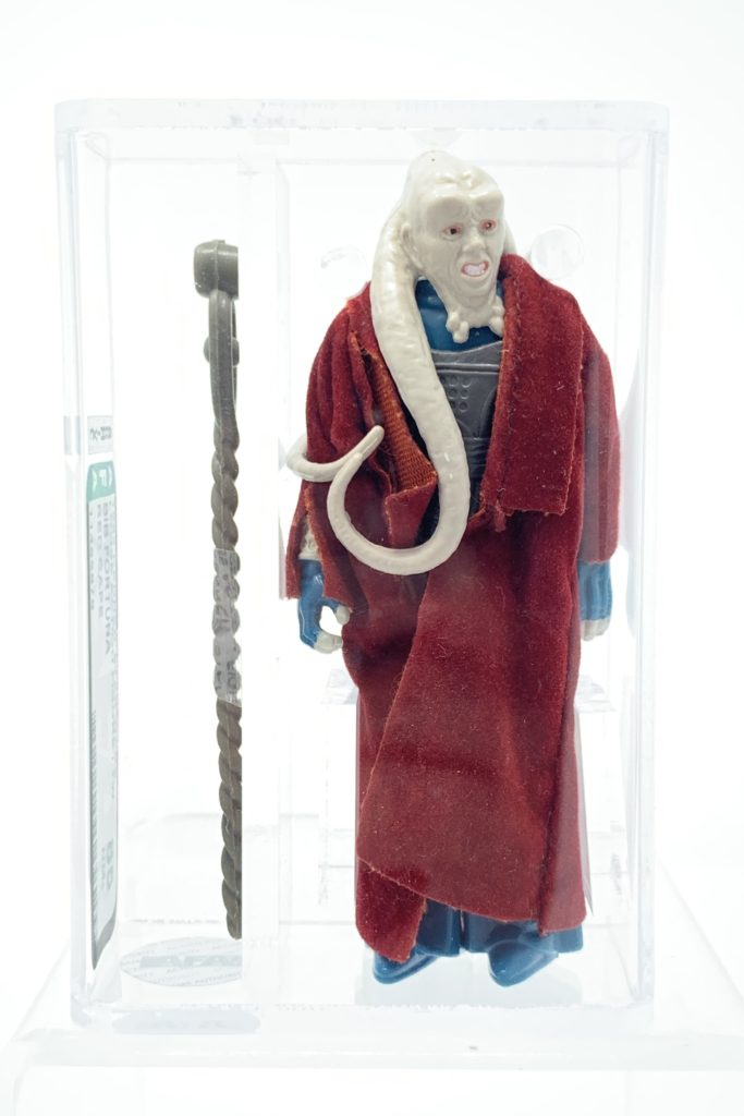 Red Cap Bib Fortuna First Shot Prototype