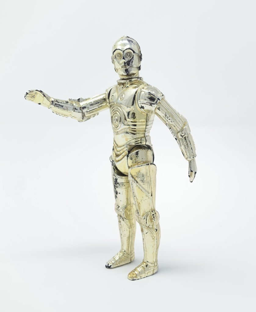 First Shot C-3PO Prototype