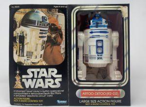 "Vintage R2-D2 12"" Action Figure Doll 1978 1977"