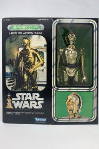 "Vintage C-3PO 12"" Action Figure Doll 1978 1977"