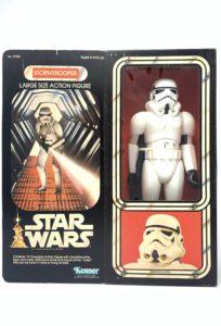 """Vintage Stormtrooper 12"""" Action Figure Doll 1978 1977"""
