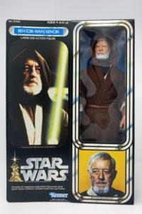 "Vintage Obi-Wan Kenobi 12"" Action Figure Doll 1978 1977"