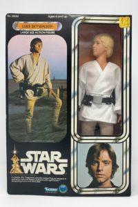 """Vintage Luke Skywalker 12"""" Action Figure Doll 1978 1977"""