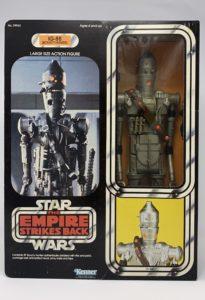 """Vintage IG-88 12"""" Action Figure Doll 1978 1977"""