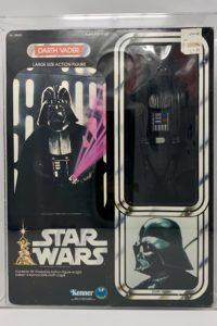 """Vintage Darth Vader 12"""" Action Figure Doll 1978 1977"""