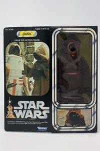 "Vintage Jawa 12"" Action Figure Doll 1978 1977"