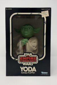 Kenner Yoda Puppet