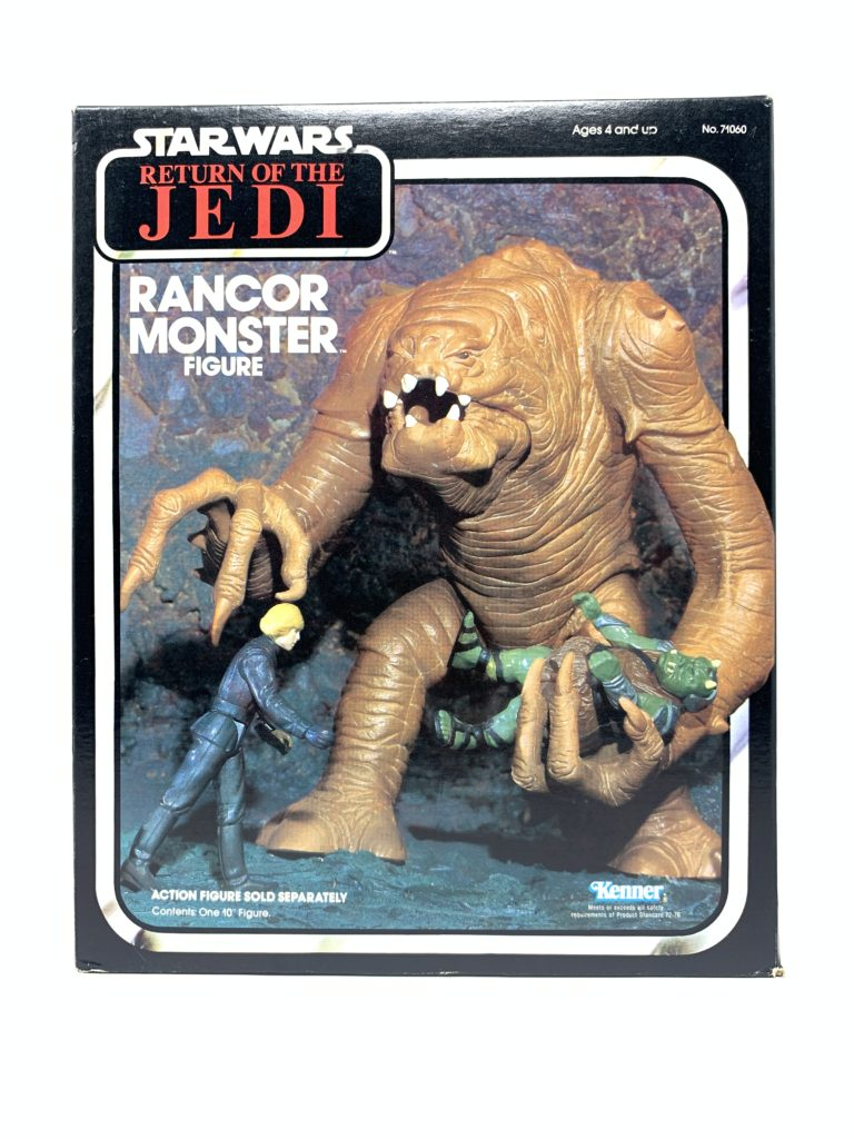 ROTJ Rancor Monster Front